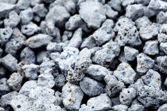 Asphalt Concrete stone, closeup Royalty Free Stock Images