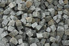 Asphalt gravel Stock Photo