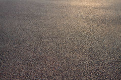 Asphalt ground texture Stock Image