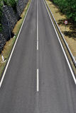 Asphalt highway Royalty Free Stock Photo