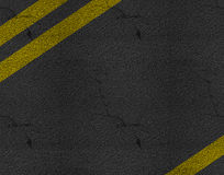 Asphalt highway road texture Stock Photos