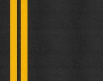 Asphalt highway road texture Royalty Free Stock Photo