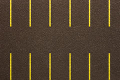 Asphalt parkinglot - Fake texture Royalty Free Stock Images