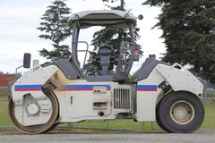 Asphalt Paving Equipment Royalty Free Stock Images