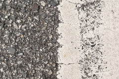 Asphalt. This photo was taken, when I was thinking about textures royalty free stock images