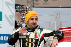 Asphalt Rally Cup Liburna, Pinelli winner Stock Photos
