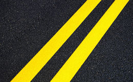 Asphalt road Stock Photography