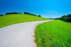 Asphalt Road Royalty Free Stock Photo