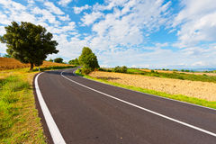 Free Asphalt Road Royalty Free Stock Photos - 37085998
