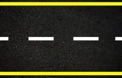Asphalt road. Background of asphalt road Illustrate general Stock Images