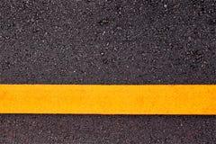 Asphalt Road Background of Textuur Royalty-vrije Stock Foto