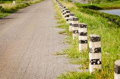 Asphalt road in country Stock Photography