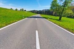 Asphalt Road Stock Image
