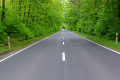 Asphalt road. Stock Photography