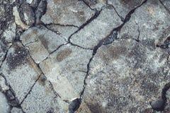 Asphalt road repair Stock Photos
