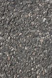 Asphalt road surface close up Royalty Free Stock Photos