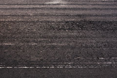 Asphalt road surface Royalty Free Stock Images