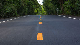 Asphalt road surfaces Royalty Free Stock Images