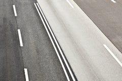 Asphalt road texture Stock Photos