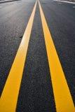 Asphalt road texture Stock Images