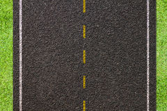 Asphalt road texture. Stock Image