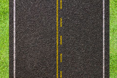 Asphalt road texture. Stock Photography