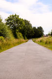 Asphalt Road to Infinity Royalty Free Stock Images