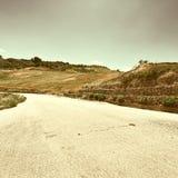 Asphalt Road Royalty Free Stock Photography