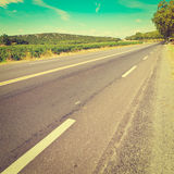 Asphalt Road Royalty Free Stock Photography