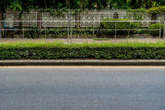 Free Asphalt Road With Concrete Curb Royalty Free Stock Photo - 93175595