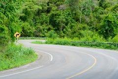 Asphalt roads Stock Photo