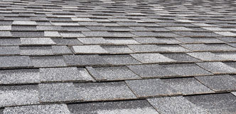 Asphalt Roofing Shingles Background Royalty Free Stock Images