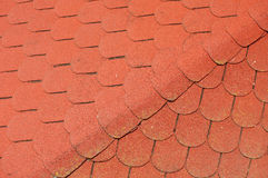 Asphalt shingle Stock Image