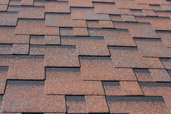 Asphalt shingles Stock Photography