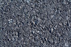 Asphalt texture (close up) Stock Photo