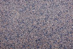 Asphalt texture. Color asphalt. Royalty Free Stock Photography