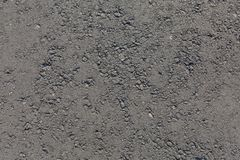 Asphalt texture, road texture. grey colour royalty free stock images
