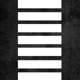 Asphalt texture with zebra crossing royalty free stock photos