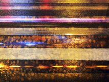 Free Asphalt Under Rainy Drops At Night , Wet Asphalt At Night  Blur  Rainy City Blurred Light At Night  Modern Building And Wet Asphal Stock Photography - 185733752