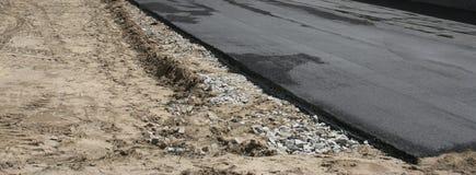 asphalte Photographie stock libre de droits