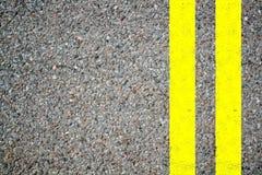 Asphalte de route photos stock