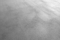 Asphaltez la texture Nouvel asphalte frais noir et blanc Photos stock