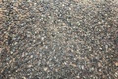 Asphaltieren Sie Krume, Nahaufnahme, Hintergrund, Beschaffenheit lizenzfreies stockbild