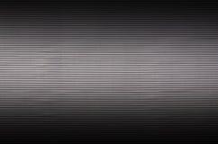 Asphaltieren Sie Wand mit unsichtbaren Lichtquellen, die das midd belichten Stockfotos