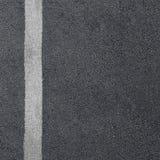 Asphaltstraße mit Abgrenzung Abbildung kann als Hintergrund benutzt werden Lizenzfreies Stockfoto