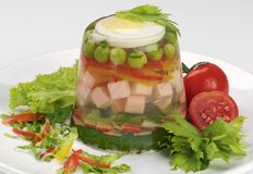Aspic Royalty Free Stock Images