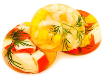 Aspic Royalty Free Stock Photo