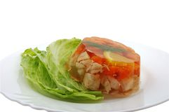 Aspic Royalty Free Stock Photography