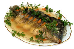 Free Aspic Fish Stock Photography - 11653222