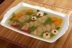 Free Aspic From Meat Stock Photography - 30032662